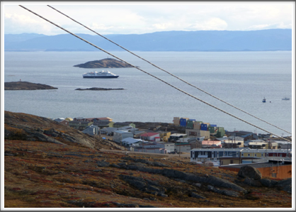 IQALUIT, NUNAVUT, CANADA— capital and only city in Nunavut, with about 8000 inhabitants
