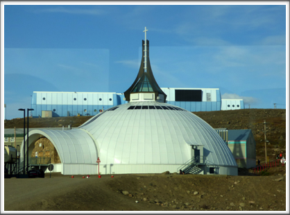 IQALUIT—St. Jude's Cathedral is the seat of the Anglican Diocese of the Arctic