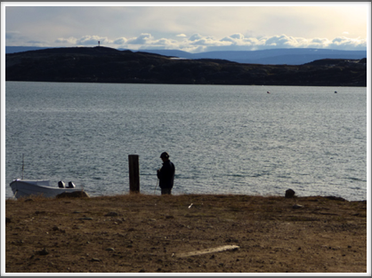 IQALUIT—a forbidding place with its own stark beauty