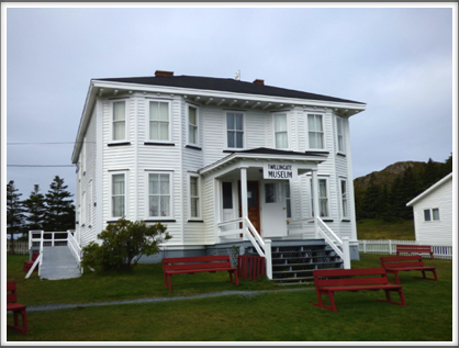 TWILLINGATE—a manor house in town has been preserved as a museum on 19th century life